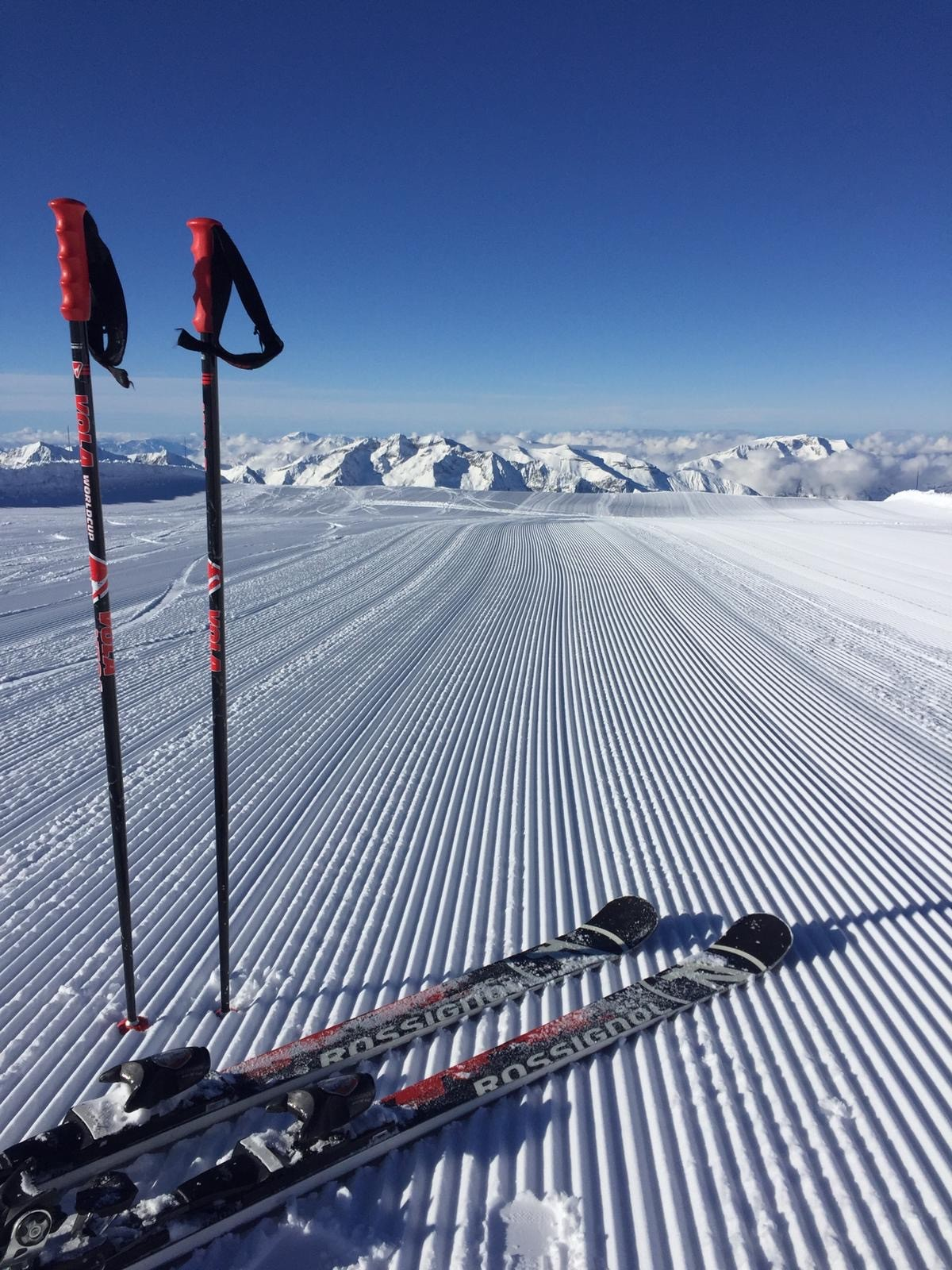 Début de saison aux Deux Alpes - Hiver 2021