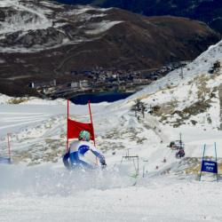 Gs Training - Tignes