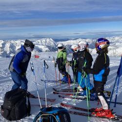 Stage de début de saison - 2 Alpes - Hiver 2021