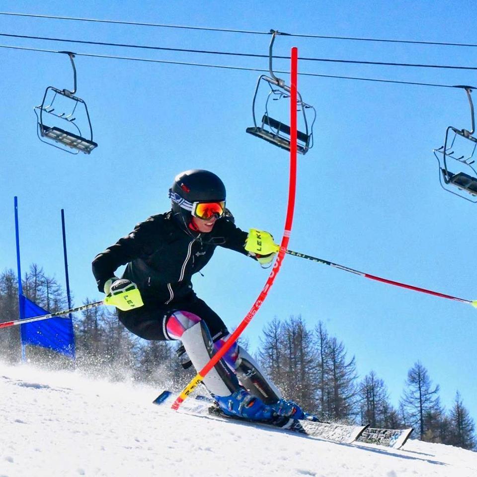 Slalom Training - Montgenèvre - Mars 2019