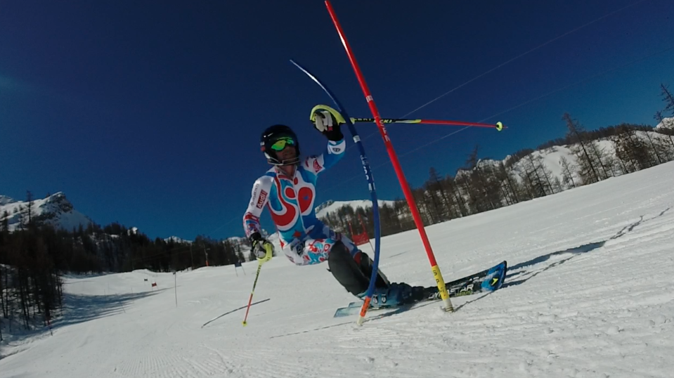 SL training Serre Chevalier