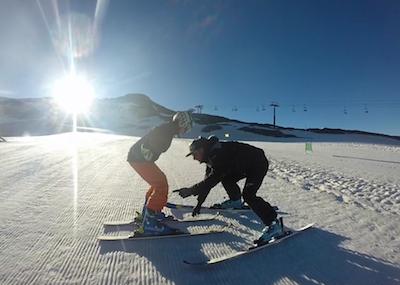 mettre des mots sur ses sensations et comprendre comment le ski fonctionne