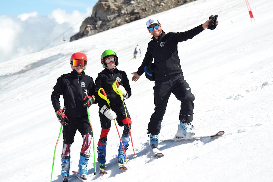 Stage de ski été 2016 en Autriche